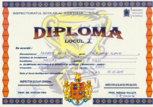 2015 - diploma cros