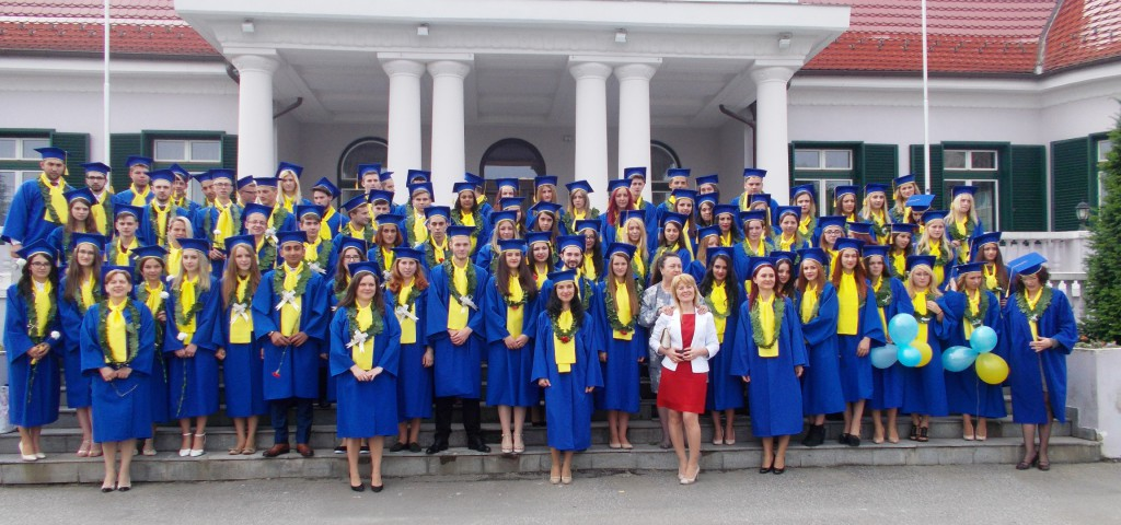 Absolventii promotiei 2012 - 2016